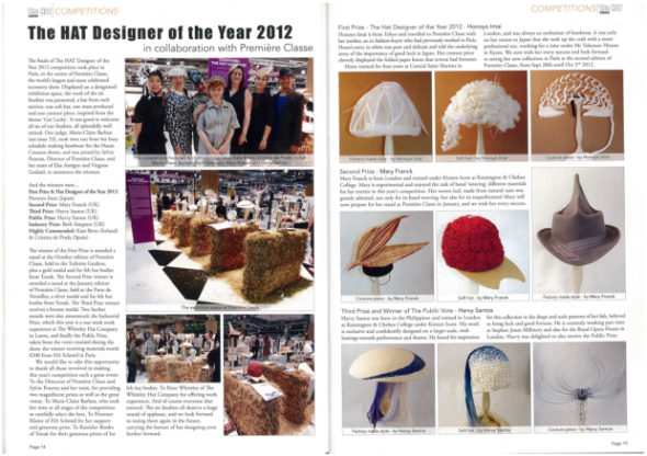 The Hat magazine Issue 54